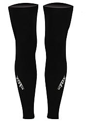 Unisex Jaro Léto Zima Podzim Leg Warmers Zahřívací Lehké materiály Pohodlné Ochranný Terylen Fitness Cyklistika/Kolo