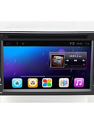 bonroad 6.2inch autoradio SD USB WiFi Radio audio bt il video lettore multimediale Android 6.0 1024 * 600 Quad Core 1gb usb