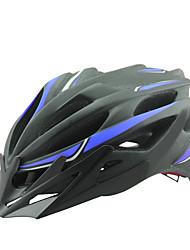 Damen Herrn Unisex Fahhrad Helm 23 Öffnungen Radsport Radsport Bergradfahren Straßenradfahren Freizeit-Radfahren Einheitsgröße PC EPSGrün