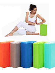 cheap -Yoga Block EVA Yoga Pilates Gym Kid's Women's Unisex