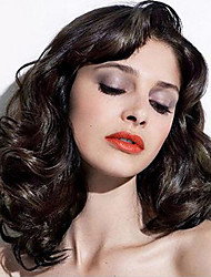 Synthetic Short Bob Hair For Women Synthetic Wigs Water Wave  Hair wig Heat Resistant Wig Hairstyles