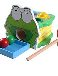 Недорогие -Молот / Ударная игрушка Игрушки для младенцев Обучающая игрушка Игрушки Образование Оригинальные деревянный Дерево 1 Куски Детские