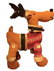 Недорогие -Новогодние подарки Рождественские игрушки Игрушки Elk Куски Рождество Подарок