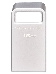Kingston mini usb flash drive pendrive bastone 16gb 3.1 pen drive di memoria dtmc3 chiavetta USB 3.0 mentale