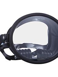 Недорогие -Дайвинг Маски Безопасность передач Маска для снорклинга Оборудование для безопасности Не требуется никаких инструментов Защитный 180