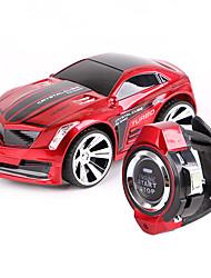 baratos -Carro Corrida 208001 1:24 Electrico Escovado RC Car 10KM/H 2.4G Cinza / Vermelho / Azul / Amarelo / Verde / Laranja Pronto a usarCarro de