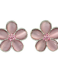 cheap -Flower Small Stud Earrings for Ladies