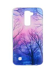 preiswerte -Hülle Für LG G3 / LG K8 / LG Muster Rückseite Baum Weich TPU für LG V20 / LG V10