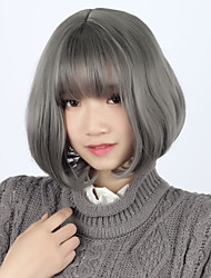 Недорогие -Парики для Лолиты Классическая и традиционная Лолита Серый Лолита Парики для Лолиты Косплэй парики Парики Хэллоуин парики