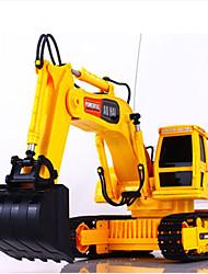 preiswerte -Spielzeuge Baustellenfahrzeuge Spielzeuge Aushebemaschinen Kinder Stücke