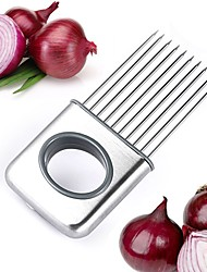 1 Pças. Batata / tomate / CebolaVegetais / para Meat / Para utensílios de cozinha Metal / Plástico Gadget de Cozinha Criativa