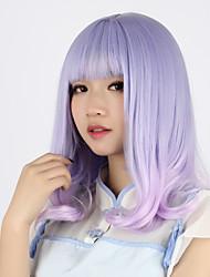 Dolce Colore Graduale e Sfumato Parrucche Lolita 40cm CM Parrucche Cosplay Parrucche Per