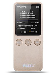 cheap -MP3Player8GB 3.5mm Jack Micro SD Card