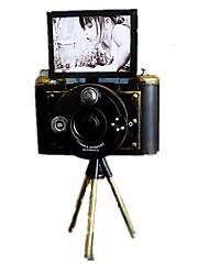 Décoration Jouets Projecteur Forme de la Caméra Rétro Articles d'ameublement Garçon Fille Pièces