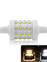 cheap -SENCART 5W 450-500lm R7S LED Corn Lights Recessed Retrofit 36 LED Beads SMD 2835 Dimmable Warm White / Cold White 85-265V / 1 pc