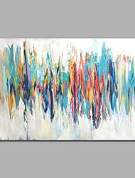 economico -iarts arte moderna pittura su tela dipinto a mano astratto moderno un pannello dipinto ad olio su tela