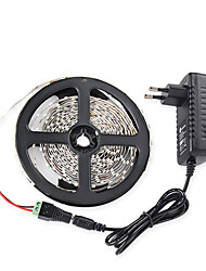 Light bar kit 3528 300 LED IP44 12V 3A power supply 17key infrared remote control connector