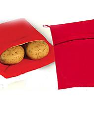 Недорогие -моющаяся сумка для варки запеченный картофель микроволновая печь приготовление картофеля быстро быстро