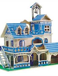 Недорогие -Деревянные пазлы Боец профессиональный уровень деревянный 1pcs Детские Мальчики Подарок