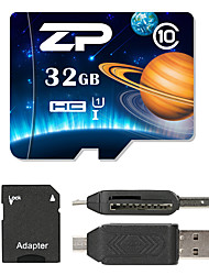 ZP 32GB Micro SD card Class 10 80 OtherMultiple in one card reader Micro sd card reader SD card reader CF card reader Memory stick reader