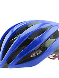 Недорогие -Мотоциклетный шлем 18 Вентиляционные клапаны прибыль на акцию ПК Виды спорта Горный велосипед Шоссейные велосипеды Велосипедный спорт / Велоспорт - Красный Синий Белый + красный