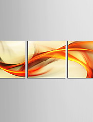 Canvas Set Abstract Fantasy Modern Realism,Three Panels Canvas Vertical Print Wall Decor For Home Decoration