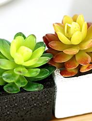 Недорогие -Искусственные Цветы 1 Филиал Современный Фиолетовый Букеты на стол
