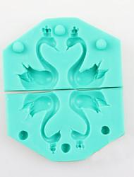 Недорогие -Инструменты для выпечки пластик Торты Формы для пирожных 1шт