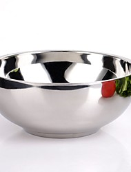 Stainless Steel Dining Bowl Dinnerware with High Quality Use Everyday
