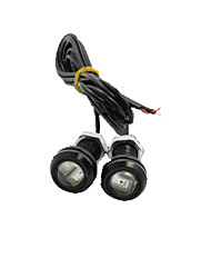 cheap -SO.K 4pcs Car Light Bulbs SMD 5630 160 lm Exterior Lights For universal