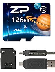 ZP 128GB TF Micro SD Card scheda di memoria UHS-I U1 Class10