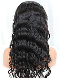 cheap -Full Lace Human Hair Wigs For Black Women Body Wave Malaysian Virgin Hair Full Lace Wig With Baby Hair 8-24 Inch