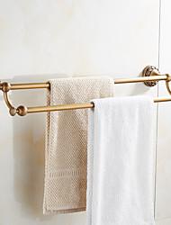 Double Towel Bar Antique Copper Finishing/Towel HolderTowel Rack Bathroom Accessories Set