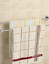 cheap -Double Towel Bars Towel HolderSolid Copper FinishedBathroom ProductsBathroom Accessories