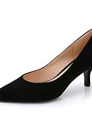abordables -Femme Chaussures Laine synthétique Printemps / Eté Chaussures à Talons Talon Aiguille Bout pointu Rouge / Rose dragée clair / Bleu royal / Soirée & Evénement / Habillé / Soirée & Evénement