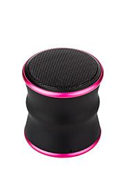 Senza filo altoparlanti bluetooth senza fili All'aperto NFC mic Bult-in Supporto memory card Supporto FM Suono surround Mini 50Hz-18KHz