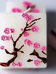 Недорогие -Свечи Цветочные/ботанический Свадьба,
