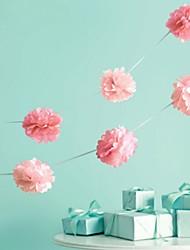 Недорогие -Перламутровая бумага Свадебные украшения-4шт / Установить Весна Лето Осень Зима Неперсонализированный