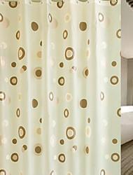 economico -Neoclassicismo PEVA 180 * 180  -  Alta qualità Tende da doccia
