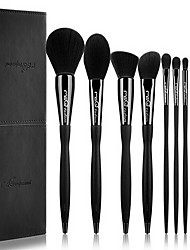 cheap -10 Makeup Brushes Set Synthetic Hair Professional Face Eye Lip