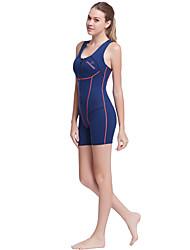 economico -Dive&Sail Per donna Spesso 1,5 mm Muta da sub Ompermeabile Tenere al caldo Asciugatura rapida Resistente ai raggi UV Zip anteriore