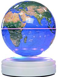 Недорогие -Плавающий глобус Шары Магнитная левитация Мальчики Девочки 1 pcs Куски ABS Игрушки Подарок