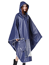 cheap -Women's Hiking Raincoat Outdoor Winter Poncho Camping / Hiking Leisure Sports
