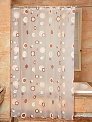 Недорогие -Неоклассицизм PEVA 180 * 180  -  Высокое качество Шторка для ванной