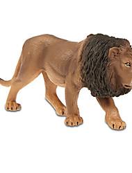 cheap -Lion Display Model Animals Simulation Classic & Timeless Chic & Modern Polycarbonate Plastic Girls' Boys'