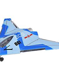abordables -Aviones y helicópteros Empujar y jalar algún juguete 1:10 Metal Gris Azul Amarillo