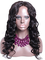 Full Lace Wigs Human Hair With Baby Hair For Black Women Glueless Full Lace Indian Hair Wig