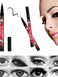 New 1 Pcs Waterproof Black Eyeliner Liquid Make Up Beauty Comestics Eye Liner Pencil High Quality