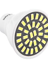 GU10 Faretti LED T 32 SMD 5733 500-700 lm Bianco caldo Luce fredda 2800-3200/6000-6500 K Decorativo AC 220-240 AC 110-130 V