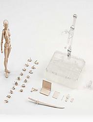 billige -Display Model Model- og byggelegetøj PVC
